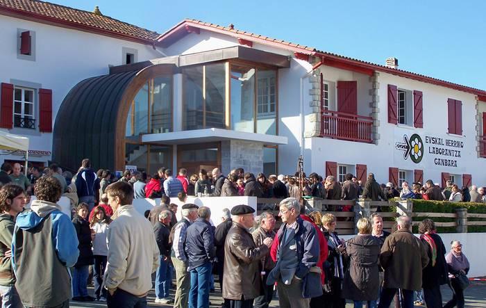 2021eko PAC laguntza galdeetan lagunduko du Euskal Herriko Laborantza Ganbarak