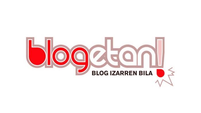 Abian da 'Blogetan!' lehiaketaren hirugarren edizioa