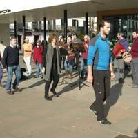 Bailableak otsailaren 9an izanen dituzte Elizondoko plazan