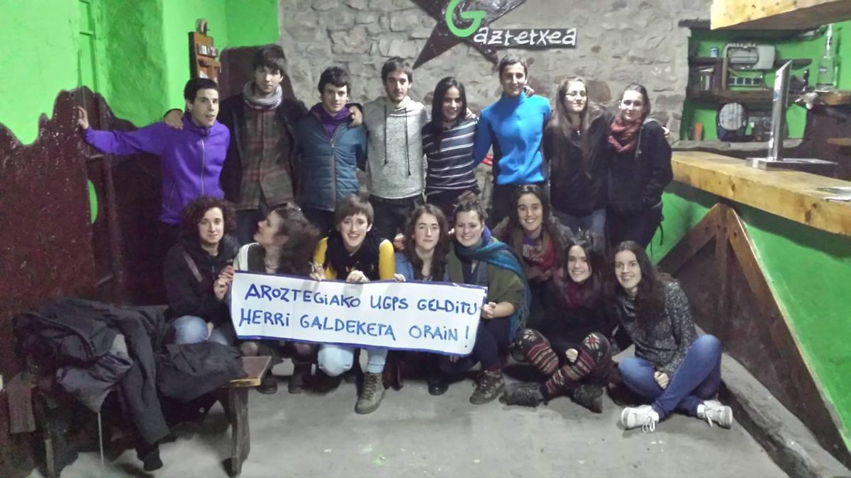 Baztan, Bortziriak, Malerreka eta Larraungo gazte asanbladen topaketa larunbatean Donezteben