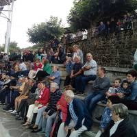 Euskal Herriko III. mailako aizkora kanporaketa jokatuko da Ezkurrako pestetan