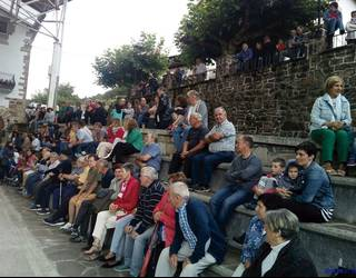 Euskadiko hirugarren mailako aizkora txapelketako lehen kanporaketa Ezkurran jokatuko dute abuztuaren 17an