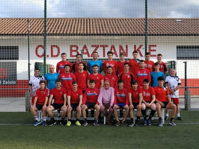 Berriz ere galdu egin du Giltxaurdin Baztan futbol talde nagusiak