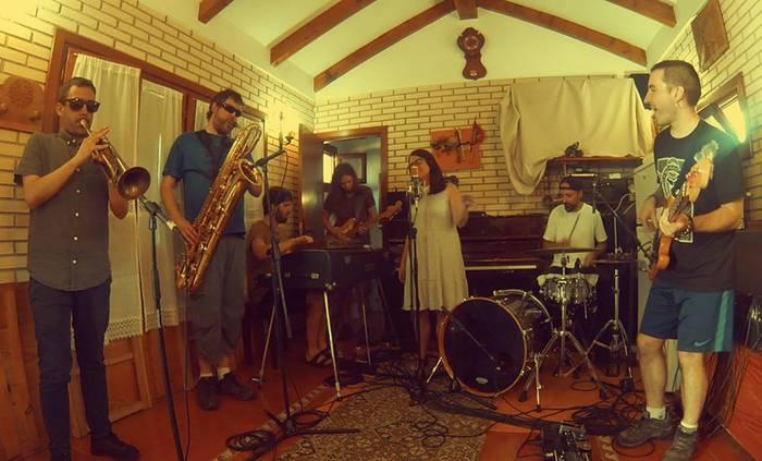 'Komando funk' taldearen kontzertua azaroaren 21ean Harriondo Kultur Etxean