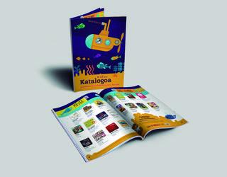 Euskarazko Produktuen Katalogoaren aukera zabala paperean eta interneten eskuragarri dago