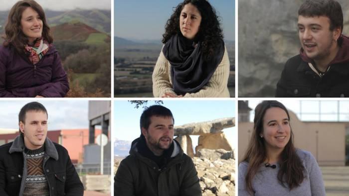 Euskal Herriko periferiak erdigunera ekarriz 'Zizelkariak' dokumentala estreinatuko du Topatuk