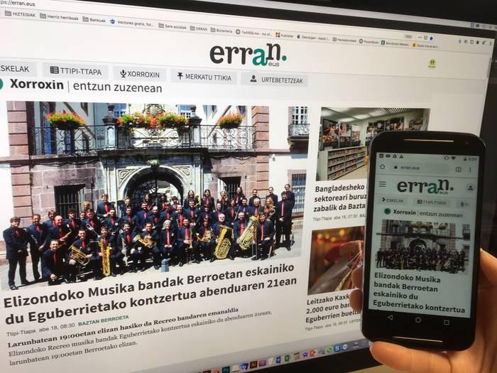 30 hedabidek Nafarroako Gobernuaren laguntzak hartu dituzte euskara erabiltzeagatik eta sustatzeagatik