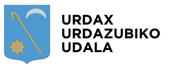 URDAZUBIko Udala logotipoa