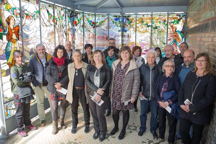 Aizkolegi Jauregia zaharberritzeko proiektua idazteko eskatuko du Nafarroako Gobernuak