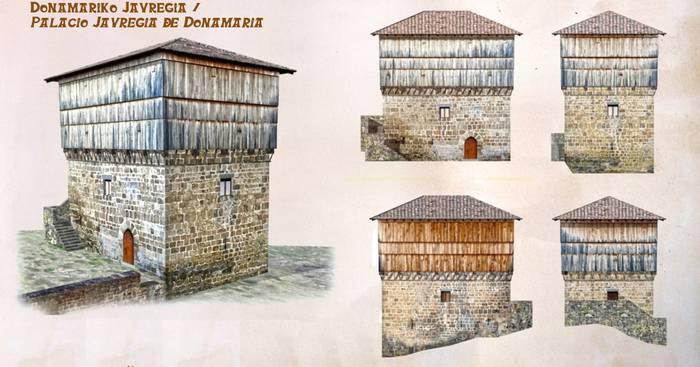 Donamariko Jauregira ere bisita gidatuak eskainiko dituzte udan