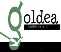 GOLDEA TAILERRA logotipoa