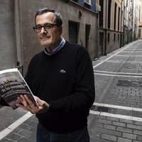 Fernando Mikelarenak bere azken liburua aurkeztuko du Beran otsailaren 6an