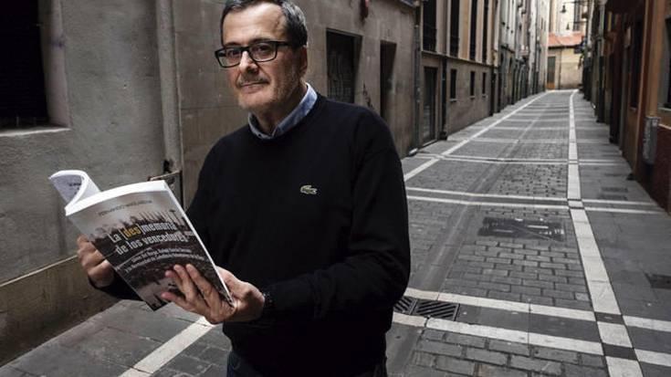 Fernando Mikelarena historialaria Jaime del Burgo erreketeen buru izan zela publikatzeagatik salatua izan da