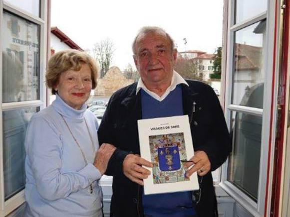 Sarako istorioak liburu batean kontatu dituzte Jacques Antzek eta Marguerite Etcheverryk