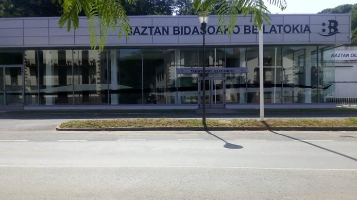 BAZTAN BIDASOA FUNERARIA ELIZONDO