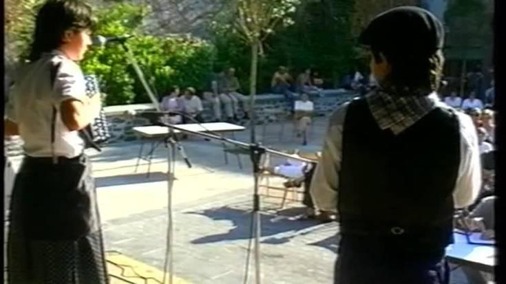 Herri-bazkaria eta bertze hainbat ospakizun 1999ko Doneztebeko bestetan