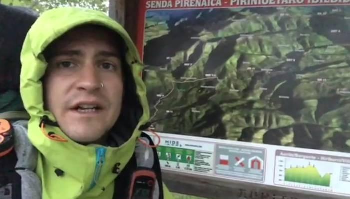 Lyme gaixotasunaren alde Auritzetik Otsagabirako bidea eginen du gaur Ibai Iturria beratarrak