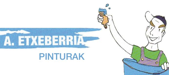 ANDONI ETXEBERRIA PINTURAK
