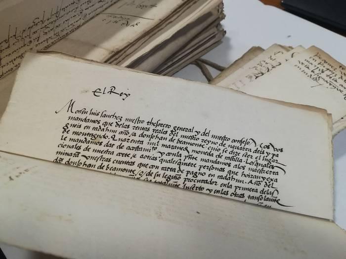 Nafarroako artxiboak XVIII. mendeko eskualdeko auziak ere argitaratu ditu Interneten