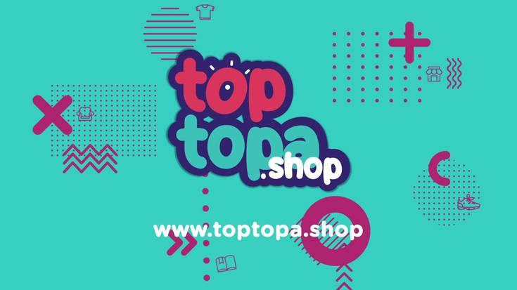 Nafarroako tokiko saltokiek Toptopa.shop webgunea sortu dute