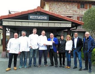 Restaurantes del Reyno elkartean sartu da Legasako Arotxa jatetxea