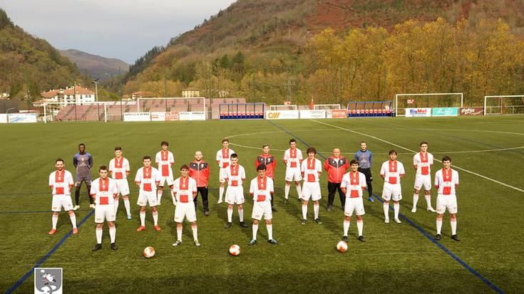 Igoera gero eta hurbilago du Doneztebe futbol taldeak