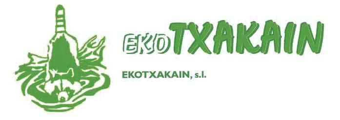 EKO-TXAKAIN logotipoa
