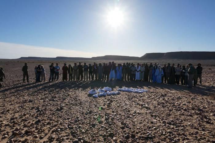 Saharar herriaren aldeko ekimenak eginen dituzte Lekunberrin