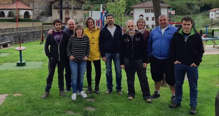 Natalia Rekarte izanen da Herriarengatik taldeko zerrendaburua Donamarian