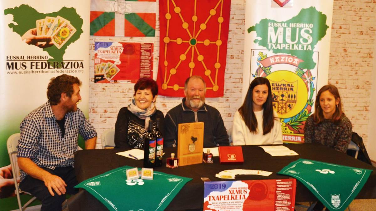 Euskal Herriko Mus txapelketako kanporaketa ilbeltzaren 19an jokatuko dute Leitzan