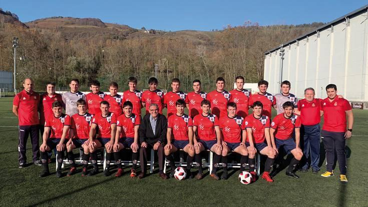 Baztan Futbol Taldea 2018-2019