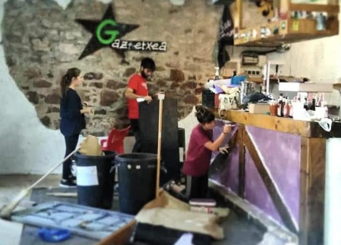 Euskal Herriko Gazte Sozialisten Topagunea aurkeztuko dute gaur Elizondon
