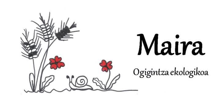 MAIRA OGIGINTZA EKOLOGIKOA logotipoa