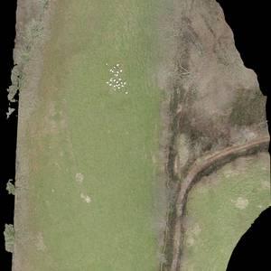 Topografia dronekin