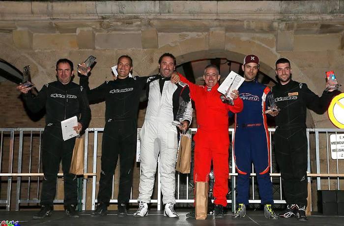 Iñaki Zozaiak eta Lesakako Xabier Anduezak irabazi zuten Garesko rallya