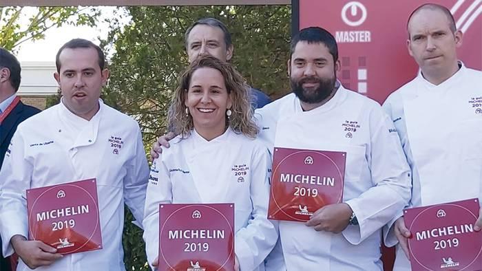 Bib Gourmand Michelin saria jaso dute Donamariako Benta eta Legasako Arotxa jatetxeek