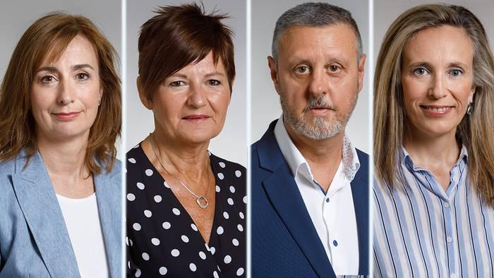 Eskualdeko lau pertsona Nafarroako Gobernuko zuzendari nagusi izendatu dituzte