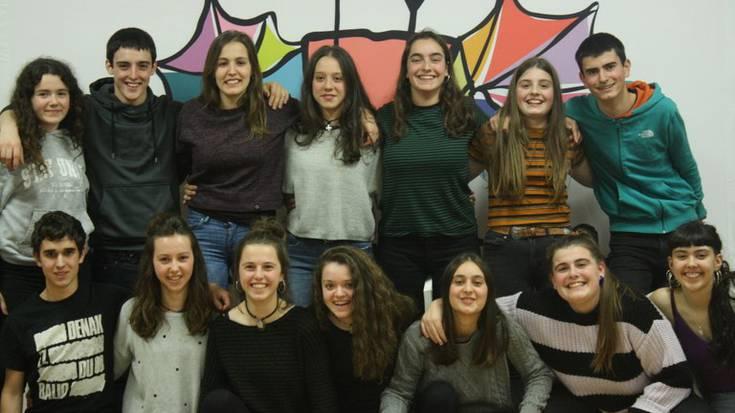 Ikusi Nafarroako Eskolarteko Txapelketako argazkiak