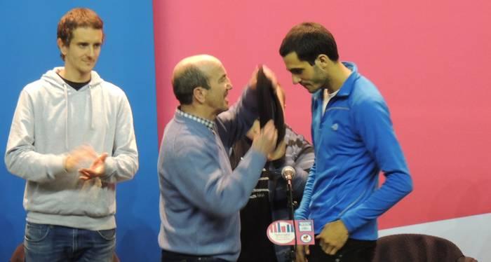 Julio Sotok irabazi du 2015eko Nafarroako Bertsolari Txapelketa