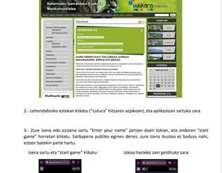 Leitzaketa 4.0 etxealdirako lehiaketa egiten hasi dira egunero Leitzan