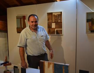 Jose Luis Urtxulutegi doneztebarraren artelanak ikusgai daude Zugarramurdiko Sorginen Museoan