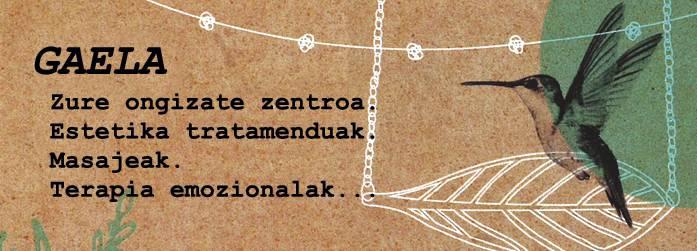 GAELA Ongizate Zentroa logotipoa