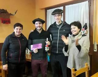 Areson ere jokatu dituzte Euskal Herriko Mus Txapelketako kanporaketak