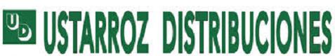 DISTRIBUCIONES USTARROZ logotipoa