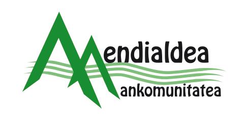 MENDIALDEA MANKOMUNITATEA logotipoa