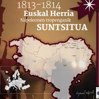 Napoleonen tropek Euskal Herria suntsitu zutela gogoan, oroitarria estreinatuko dute apirilaren 22an Saran