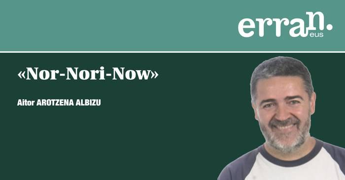 Nor-Nori-Now
