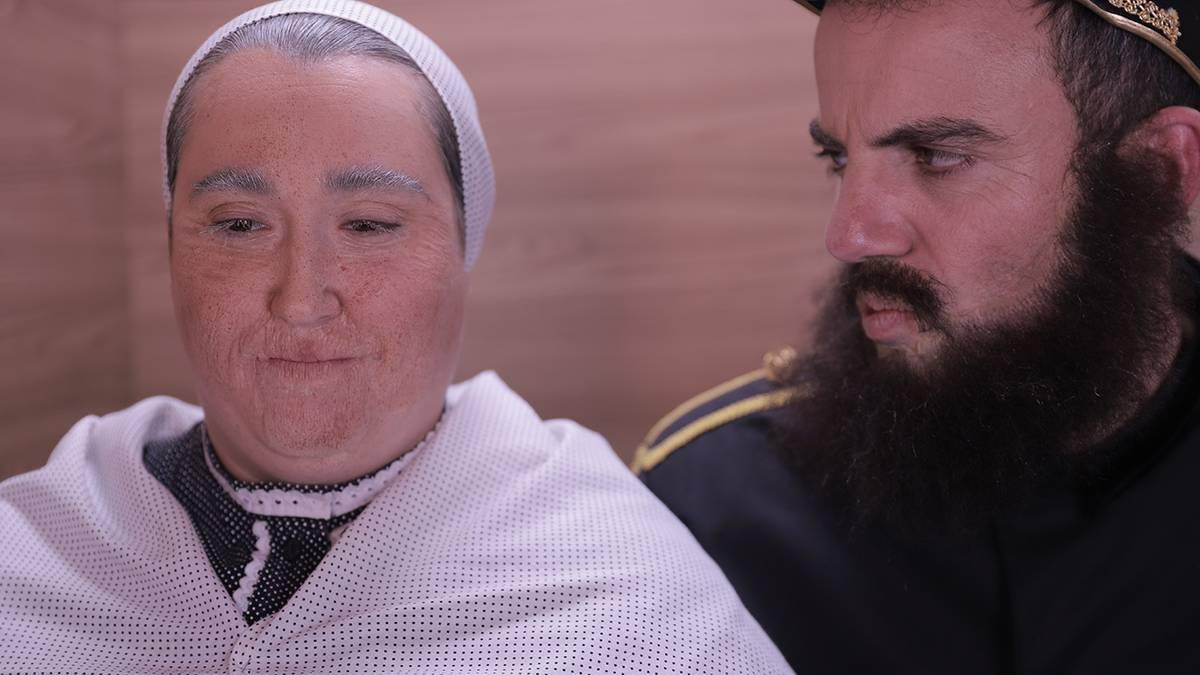 GORABEHERAK #4: Maurizia Aldeiturriaga