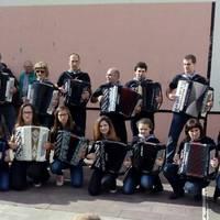 Udaberriko kontzertua eskainiko du Lesakako akordeoilari taldeak ekainaren 14an