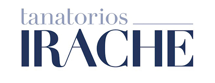 IRACHE FUNERARIA ELIZONDO logotipoa